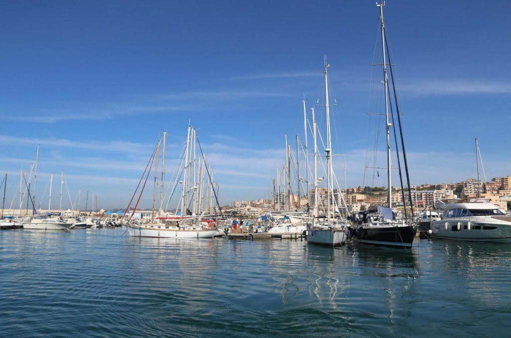 We had very pleasant time staying at the Marina Lega  Navale Italia in Sciacca
