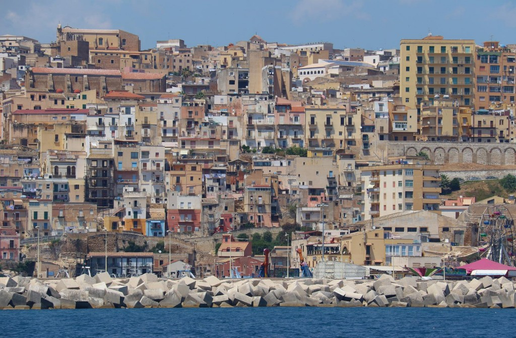 Our next port of call along the southern coast of Sicily is Sciacca