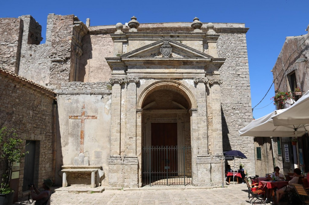 It is said there are around 60 churches in Erice - hard to believe though!