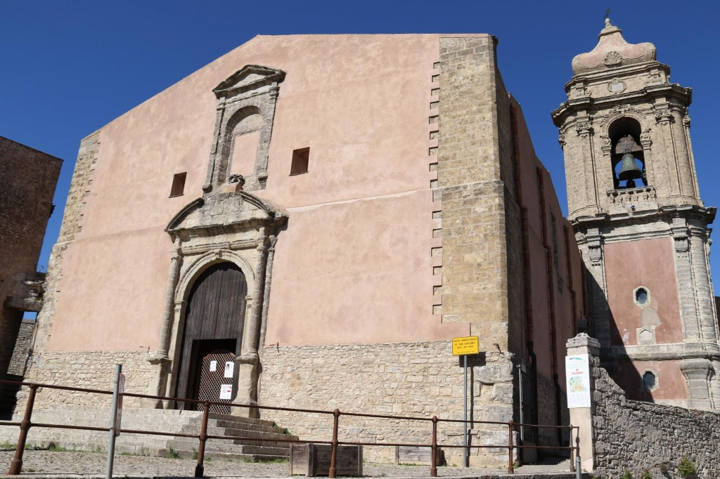 St Alberto's Church was founded in 1371