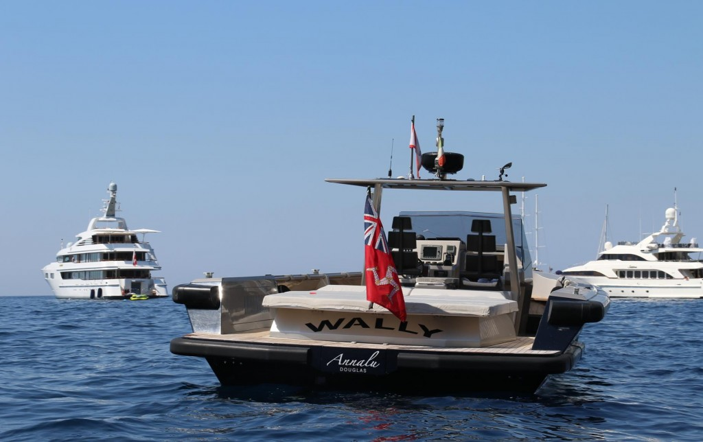 A Wally for one of the super yachts