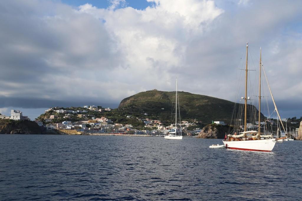 Ponza Harbour