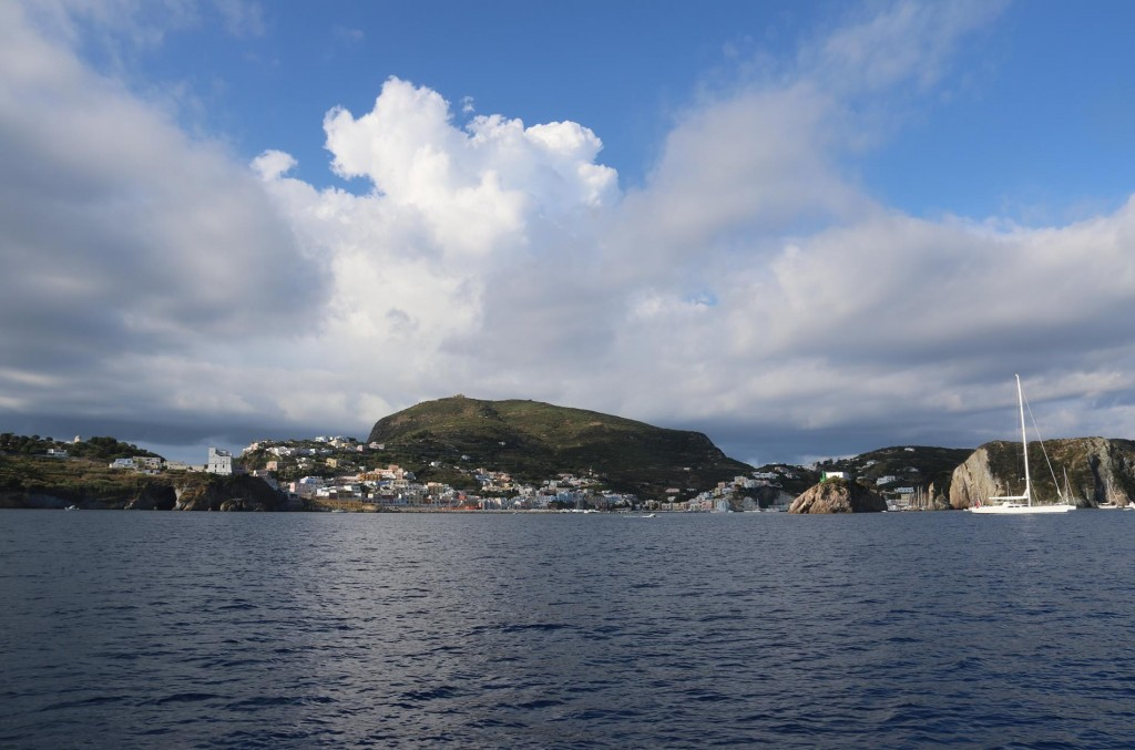 Ponza Island is certainly on the list of one of our favourite places
