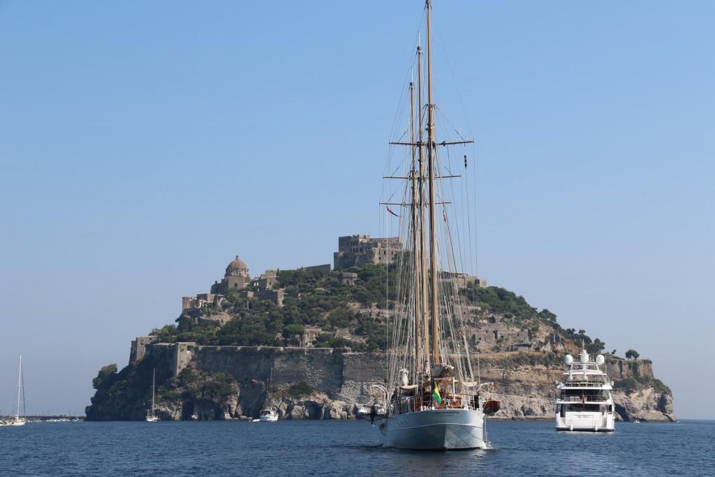 The Castello D'Ischia