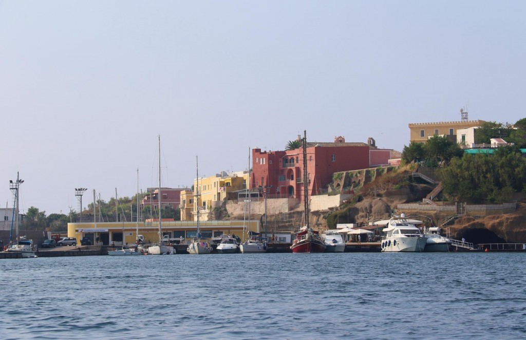 This large port has a number of different groups hiring out marina berths in the busy summer months