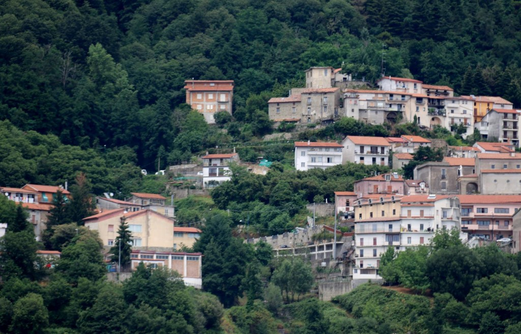 Montano Antilia is a small village with less than 1000 people, no hotels and one pizzeria