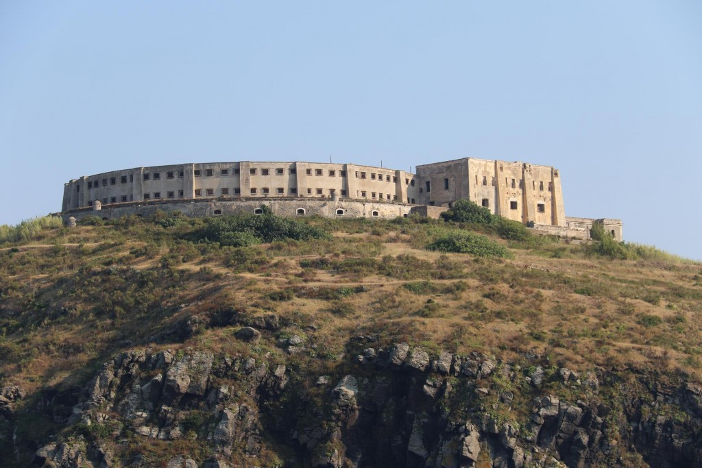 The old prison which was completed in 1797 was in use until as late as 1965