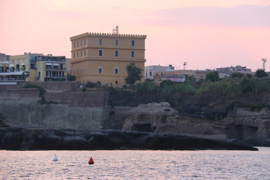 In the evening we were entertained by opera music coming from the area near this building