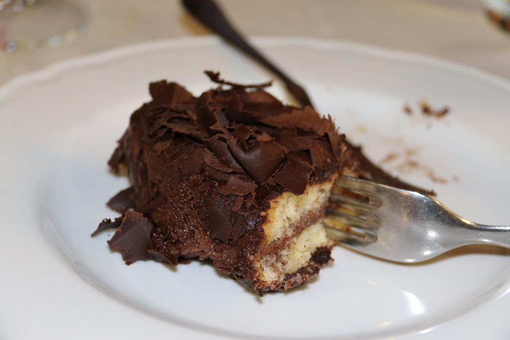 The best house cake ever was made by a Mamma