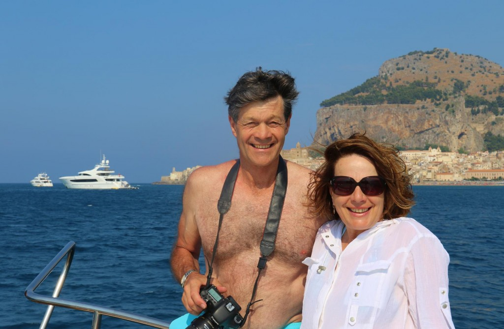 It is great to have another couple of keen photographers aboard