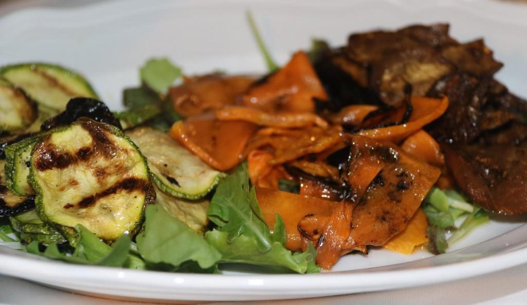 096 Fabulous grilled vegatables