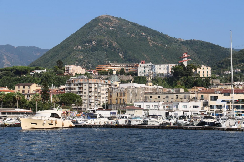 The Marina Porto Davide in Castellammare di Stabia is one of the cleanest, tidiest and well organised marina we had visited