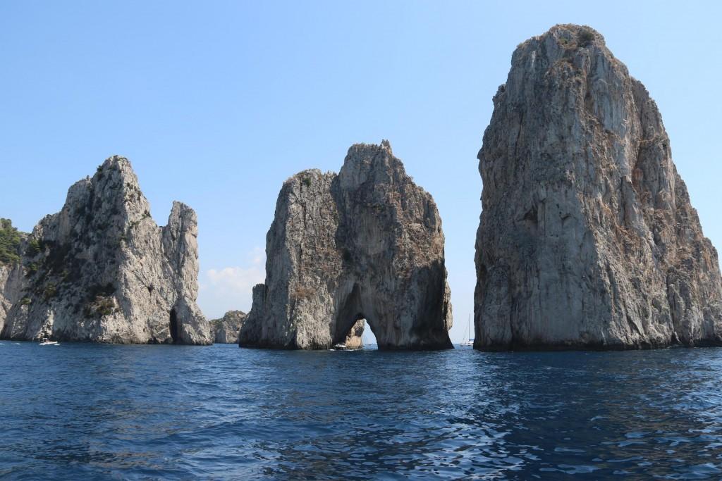The fabulous Favignana Rocks