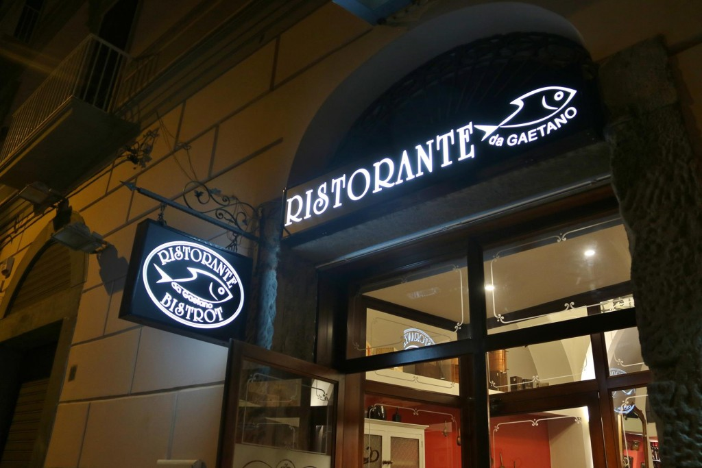 Nearby we decide one of the local Bistros