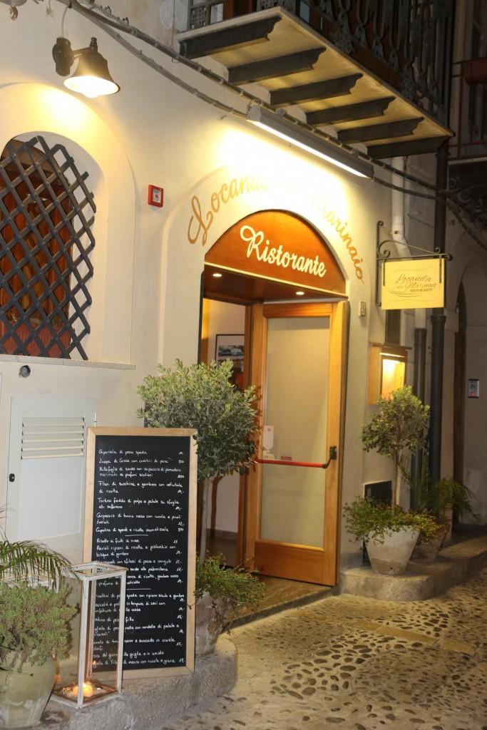 Dinner tonight at Laconda del Marinaio Ristorante