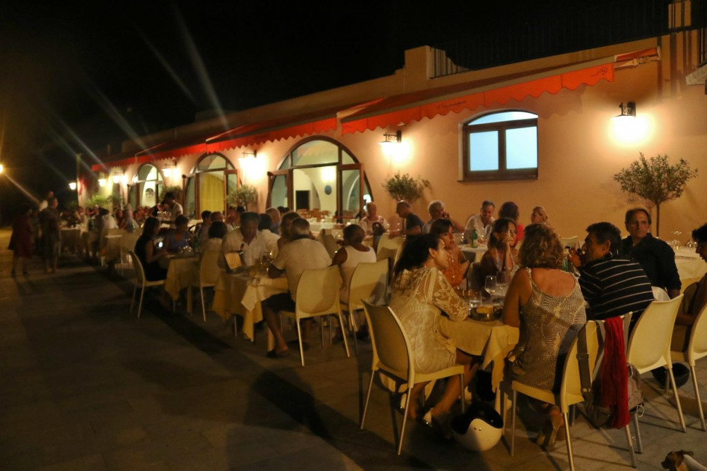 Il Gambero was recommended to us by an English couple who have been living on the island for some time now