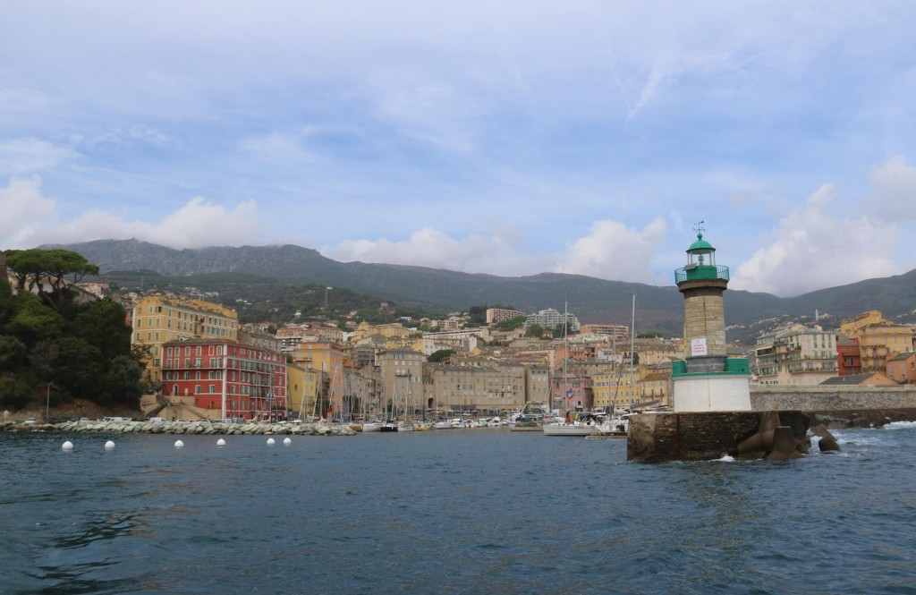 Goodbye Bastia