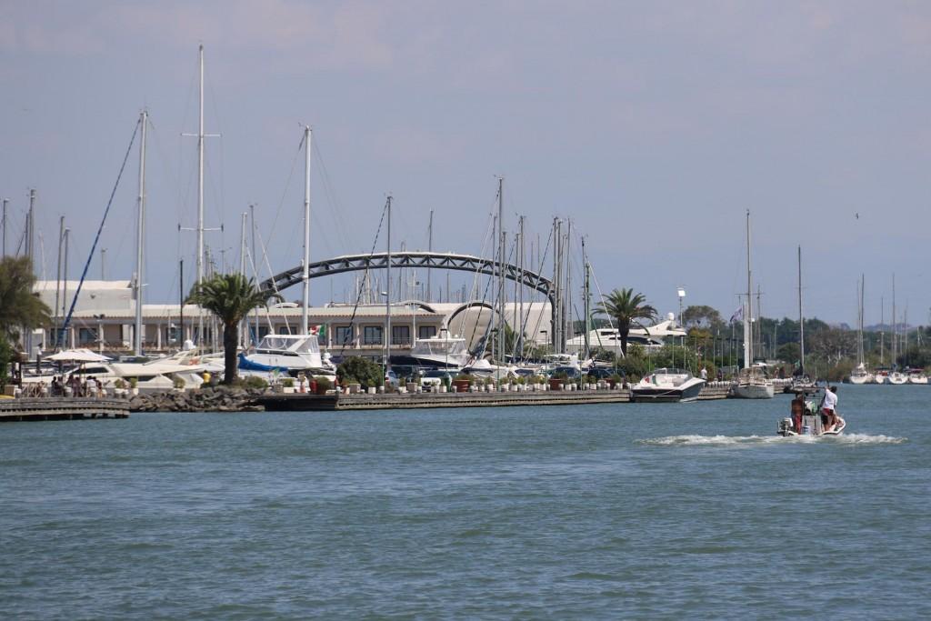The Porto Romano Marina