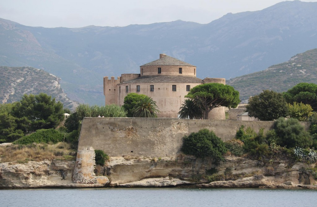 The impressive Citadel of Saint Florent