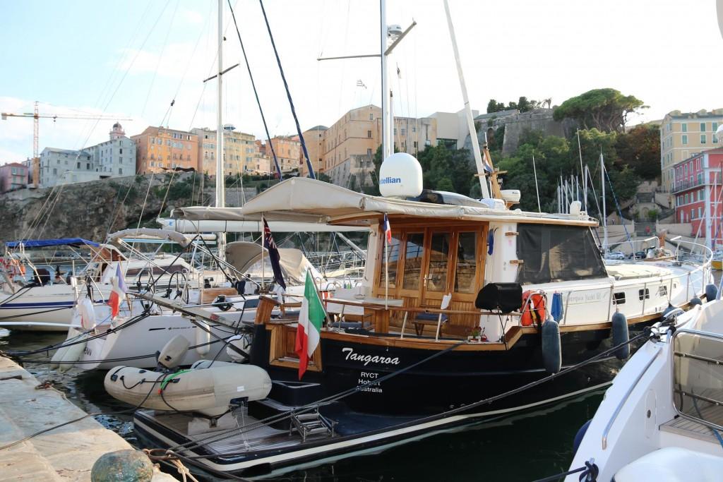 Tangaroa in Bastia