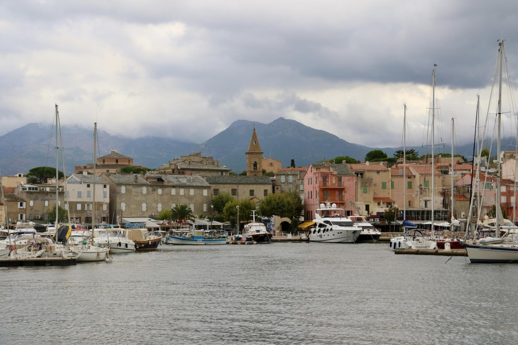 Saint Florent was once a small fishing village and now during the summer months it is a bustling tourist destination