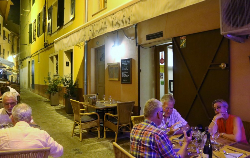 We chose to dine at Merendella Citadina after checking TripAdvisor