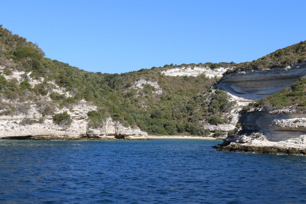 We pass the other bay Calanque d'Arenella which is circular bay near the entrance in the harbour in which anchoring is forbidden