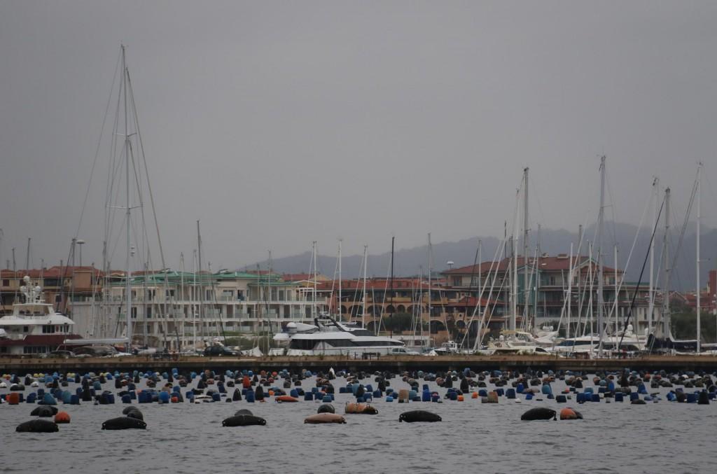 The Marina di Olbia