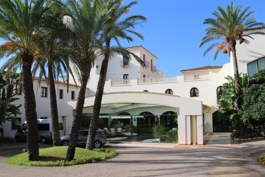 Tonight will be our last night at the hotel and in Sardinia