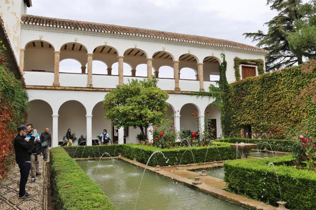 The Spanish- Muslim Garden