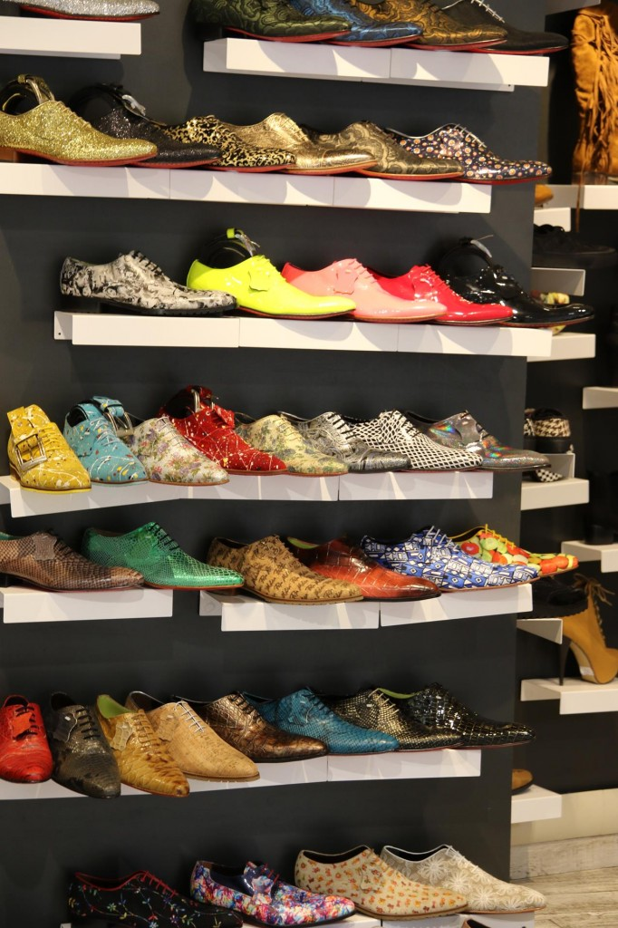 You can find shopping in Madrid a wonderful experience!!