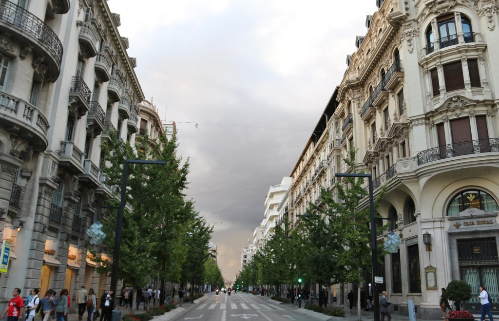 There is also very good shopping in Granada