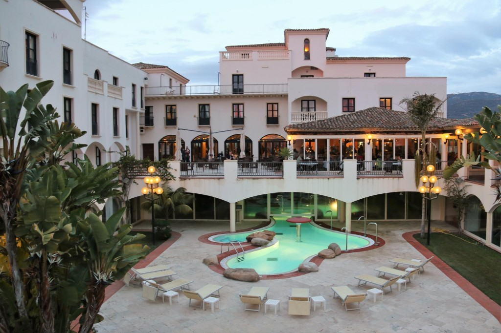 The Hotel Sighientu is a popular hotel for guests from Germany and other European countries