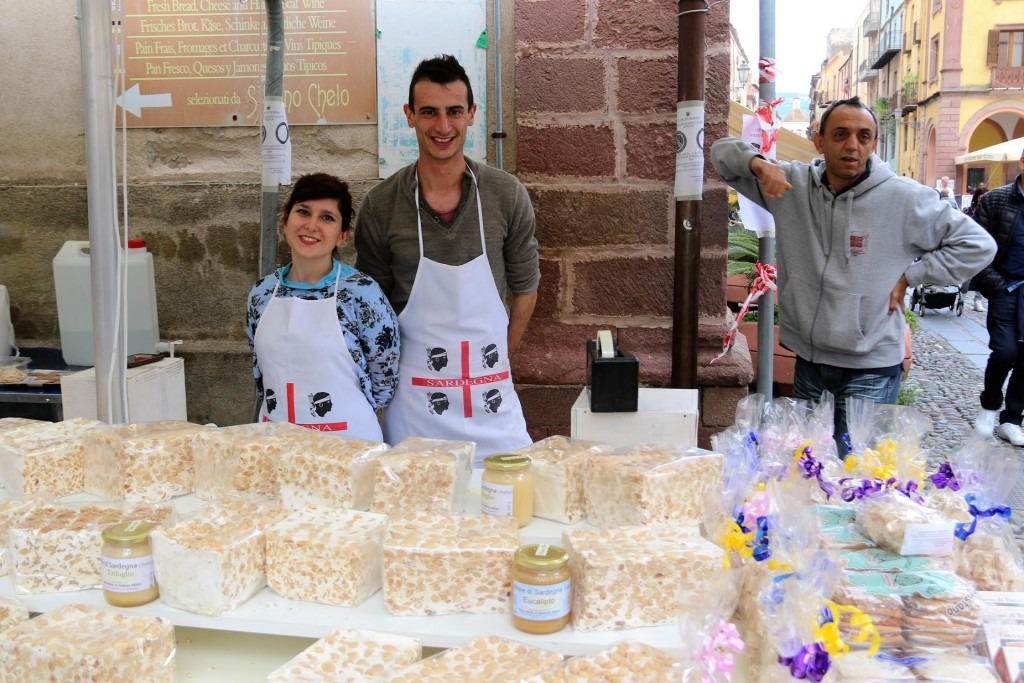 Before continuing on we stock up on some natural honey sweetened nougat which is lovingly locally made