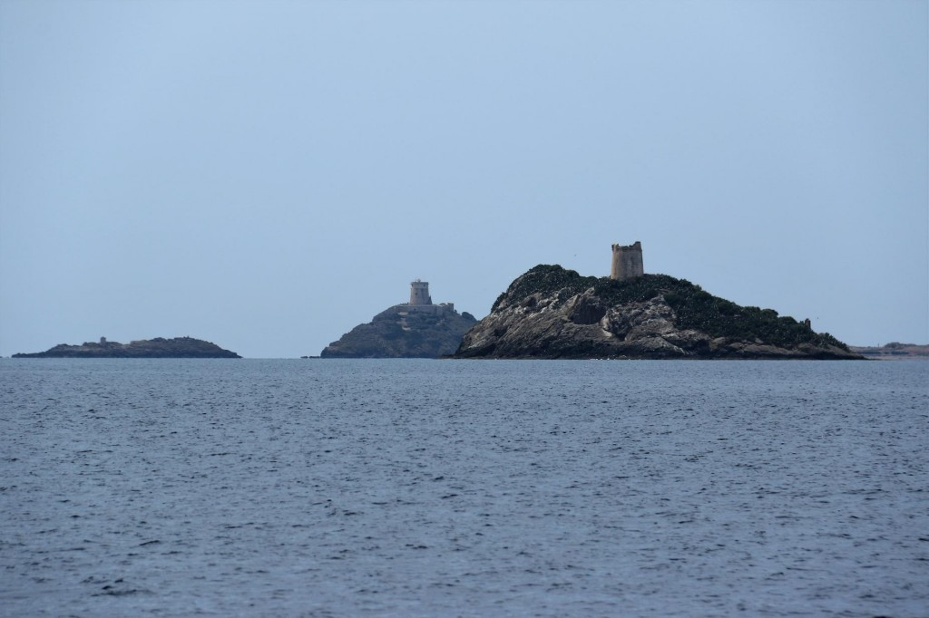 We continue down the coast towards Pula where the ancient site of Nora is situated