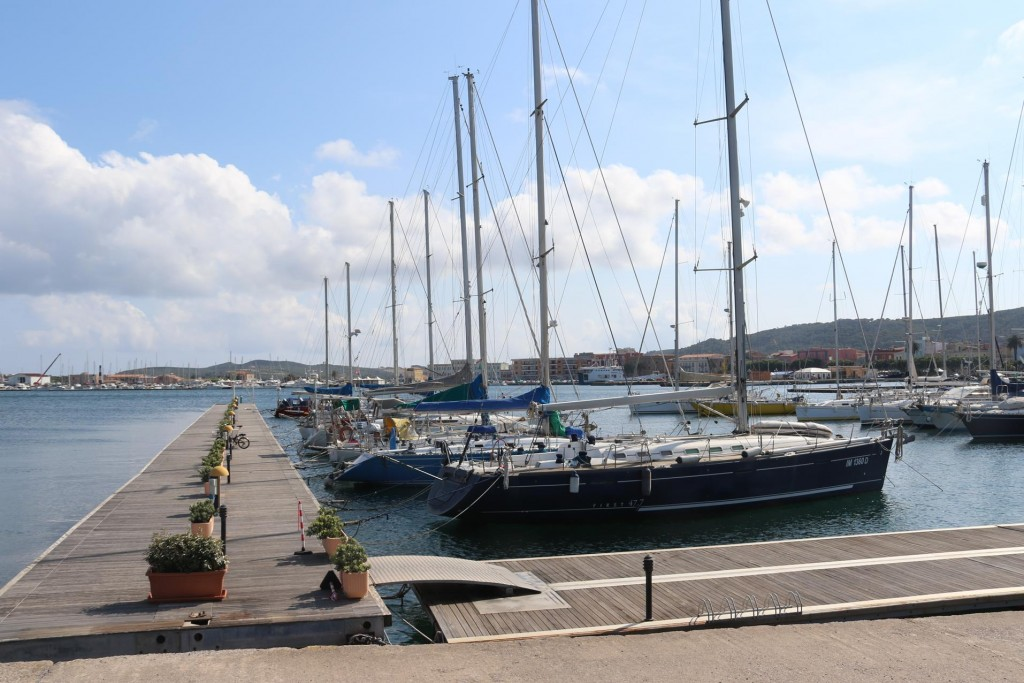 Marina Sifredi is quite a large marina with many permanent and visitor berths