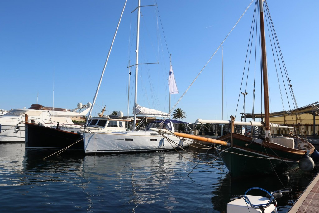 It has been a very clean, pleasant, well located and friendly marina