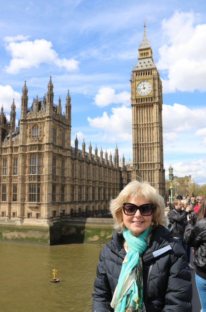 Big Ben is always highlighted in most photos taken in London