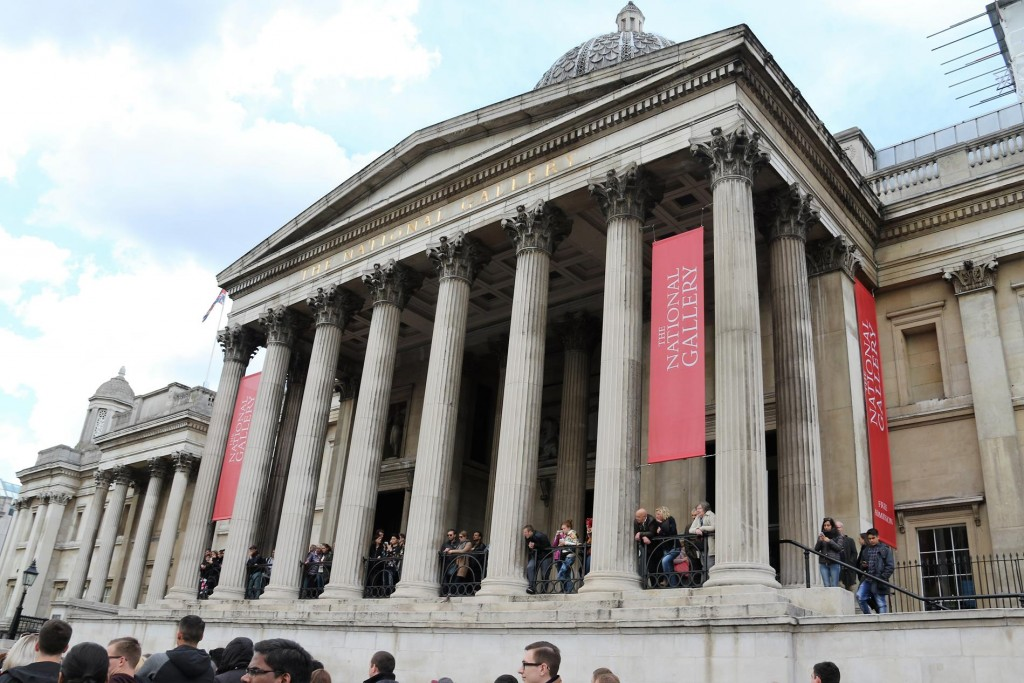 Time for another visit to the National Gallery