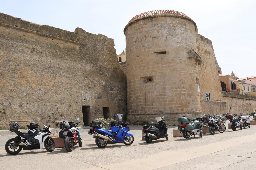 On our last visit to Alghero a couple of weeks ago we did not have a lot of time to see all the sights