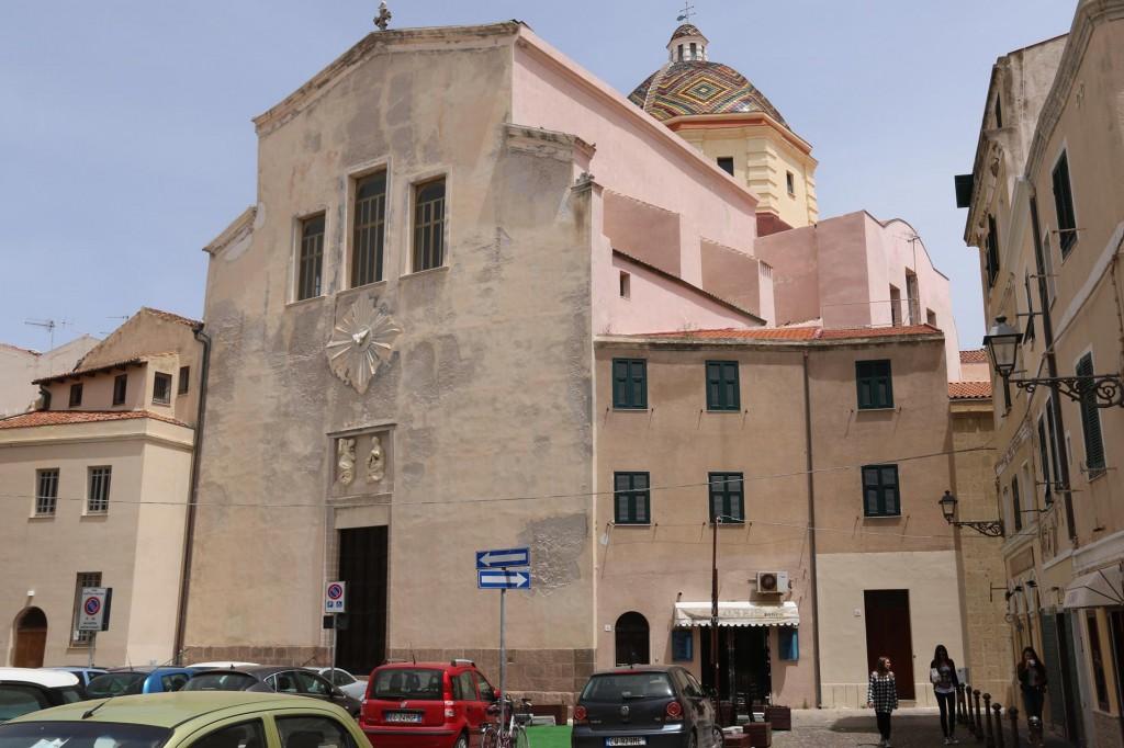 We visit Chiesa di San Michele