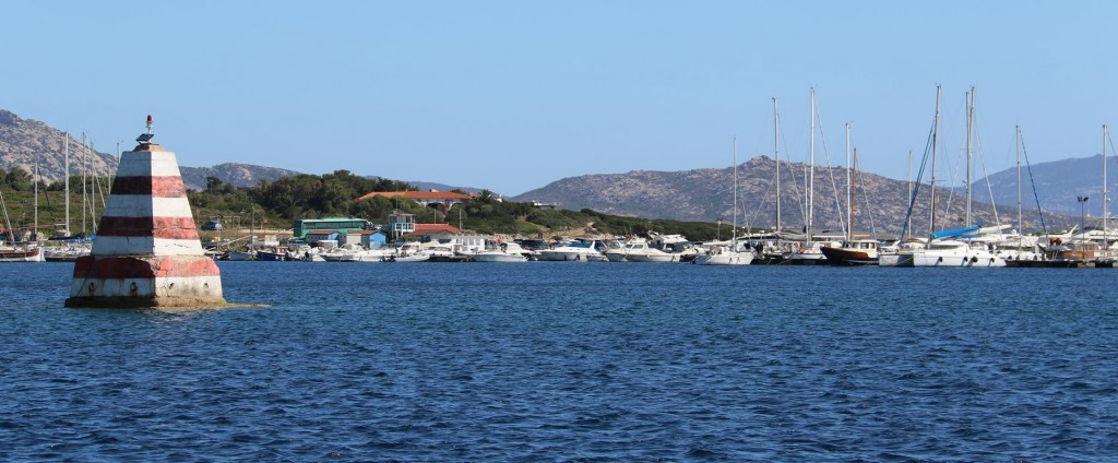 On the western side of the town is Marina di Stintino which is an alternative option for a berth