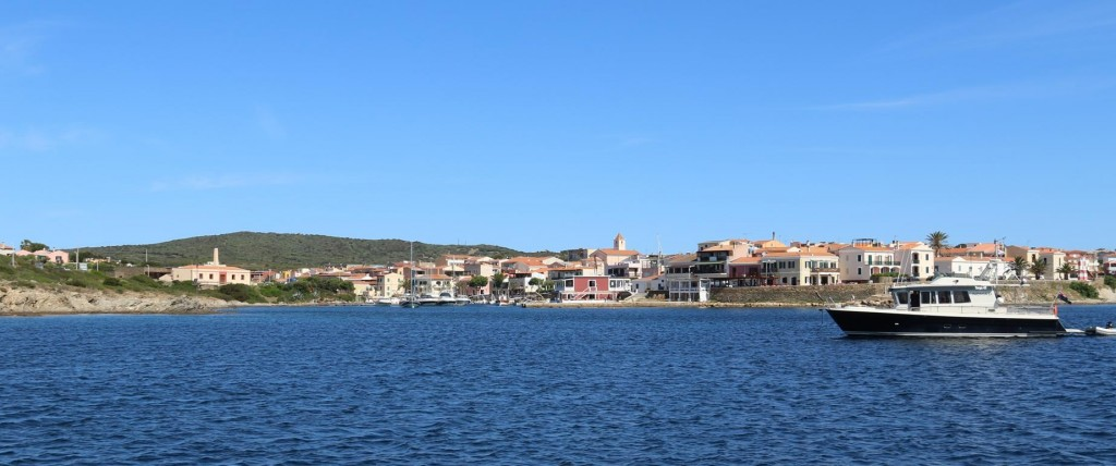 On the eastern side of the town is Porto Minore which is for the local fishing boats