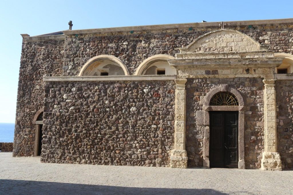 The Cattedrale was built on the remains of a Romanesque church and was consecrated in 1503