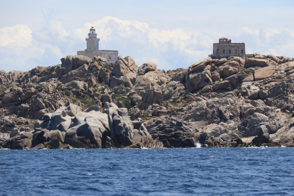 Capo Testa is the most northern point of mainland Sardinia