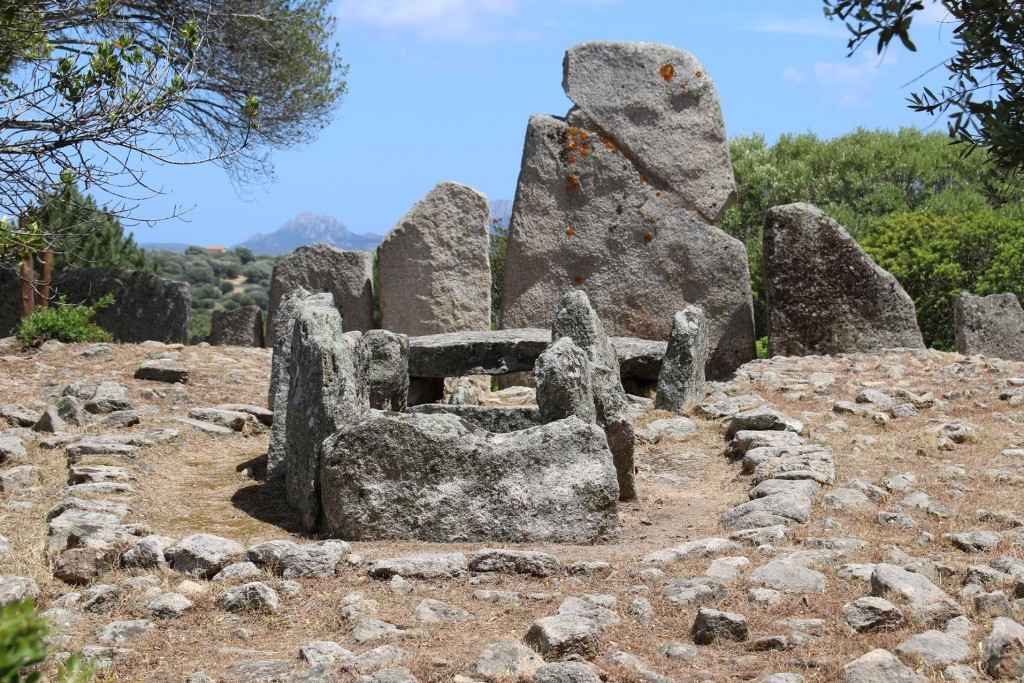 The ancient burial site dates back to around 1800 BC