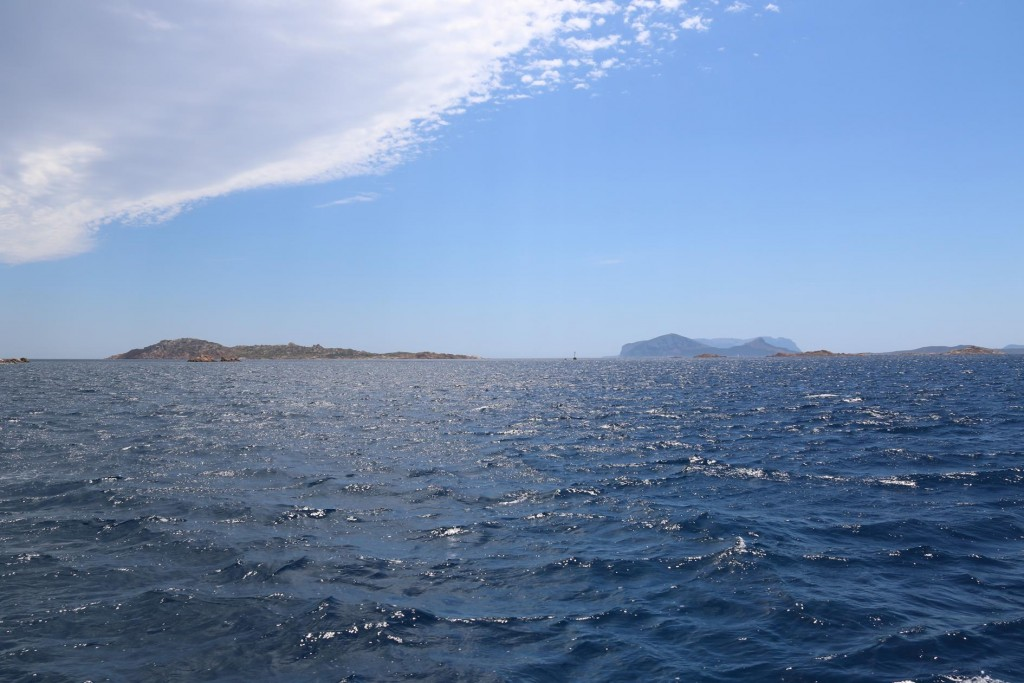 Looking south towards Isole  Nibani