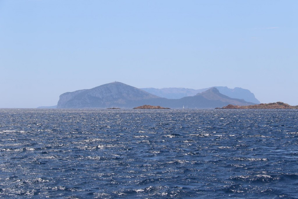 In the distance we could see Mt Zoppu which is by Carla Volpe another bay used by the rich and famous during July and August