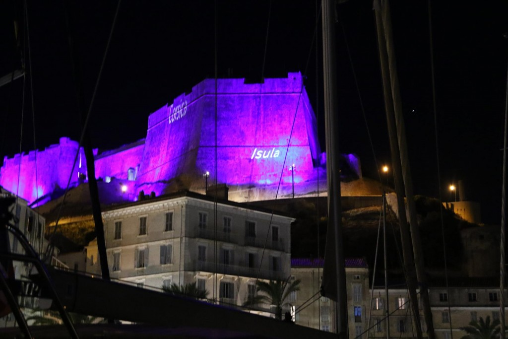 Again the fort was lit up with changing colours every few minutes