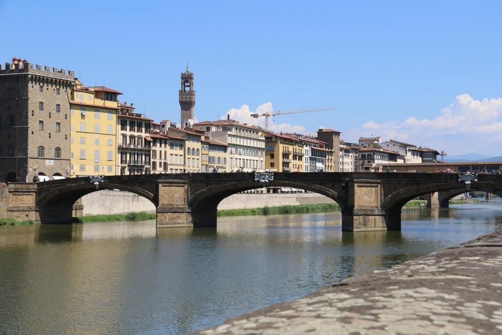 The Ponte Santa Trinita
